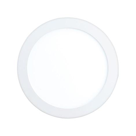 Eglo 96251- LED koupelnové podhledové svítidlo FUEVA 1 1xLED/10,9W/230V