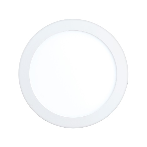 Eglo 96252 - LED koupelnové podhledové svítidlo FUEVA 1 1xLED/10,9W/230V IP44