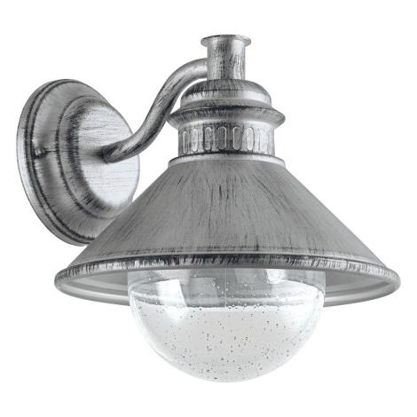 Eglo 96263 - Venkovní nástěnné svítidlo ALBACETE 1xE27/40W IP44