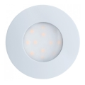 Eglo 96414 - LED Venkovní podhledové svítidlo PINEDA-IP LED/6W IP44