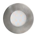 Eglo 96415 - LED Venkovní podhledové svítidlo PINEDA-IP LED/6W IP44