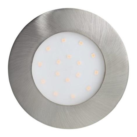 Eglo 96417 - LED Venkovní podhledové svítidlo PINEDA-IP LED/12W IP44