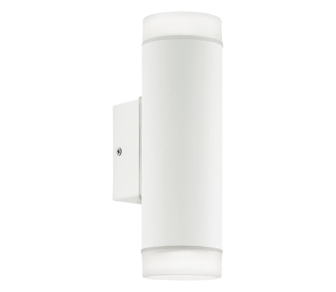 Eglo 96504 - LED Venkovní nástěnné svítidlo RIGA 2xGU10/5W EG96504