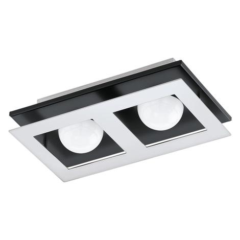 Eglo 96532 - LED Stmívatelné stropní svítidlo BELLAMONTE 1 2xLED/3,3W/230V