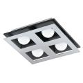 Eglo 96534 - LED Stmívatelné stropní svítidlo BELLAMONTE 1 4xLED/3,3W/230V