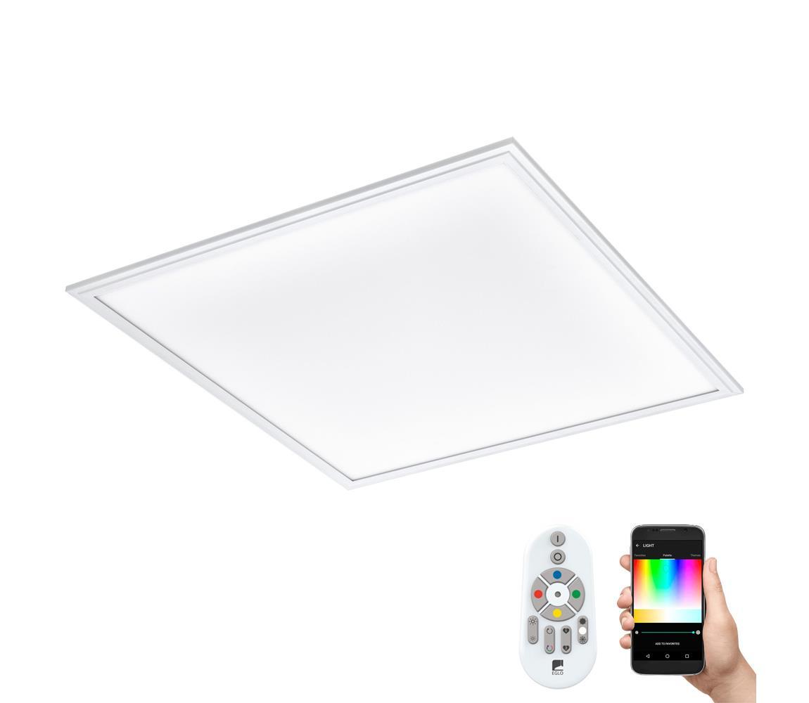 Eglo 96663 - LED Stmívatelné stropní svítidlo SALOBRENA-C LED/34W/230V + dálkové ovládání EG96663