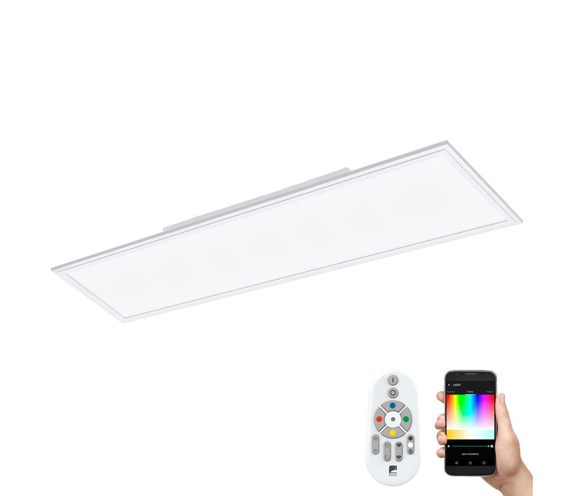 Eglo 96664 - LED Stmívatelné stropní svítidlo SALOBRENA-C LED/34W/230V + dálkové ovládání EG96664
