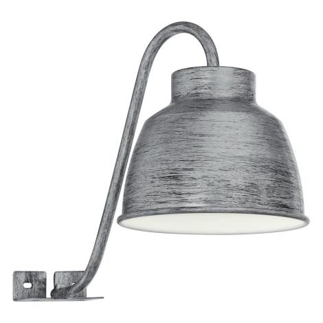 Eglo 96887 - LED Koupelnové nástěnné svítidlo EPILA 1xGU10/3,3W/230V IP44
