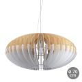 Eglo 96964 - Závěsné svítidlo SOTOS 1xE27/60W/230V 700mm