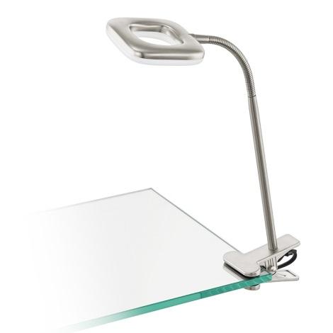 Eglo 97016 - LED Lampa s klipem LITAGO 1xLED/4W/230V