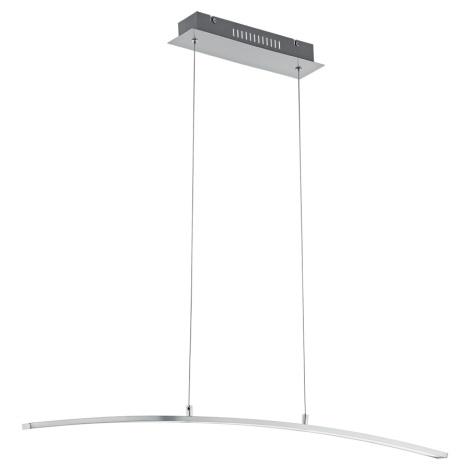 Eglo 97064 - LED Lustr na lanku FLAGRANERA 1xLED/19W/230V