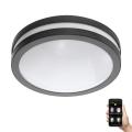 Eglo 97237 - LED Stmívatelné koupelnové stropní svítidlo LOCANA-C LED/14W/230V IP44