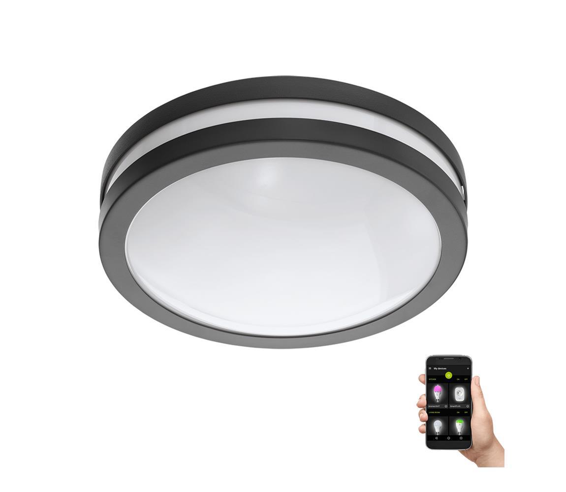 Eglo Eglo 97237 - LED Stmívatelné koupelnové stropní svítidlo LOCANA-C LED/14W/230V IP44 EG97237