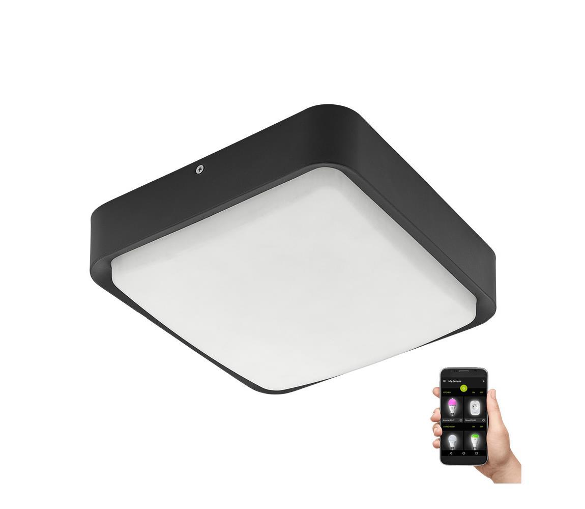Eglo Eglo 97295 - LED Stmívatelné koupelnové stropní svítidlo PIOVE-C LED/14,6W/230V EG97295