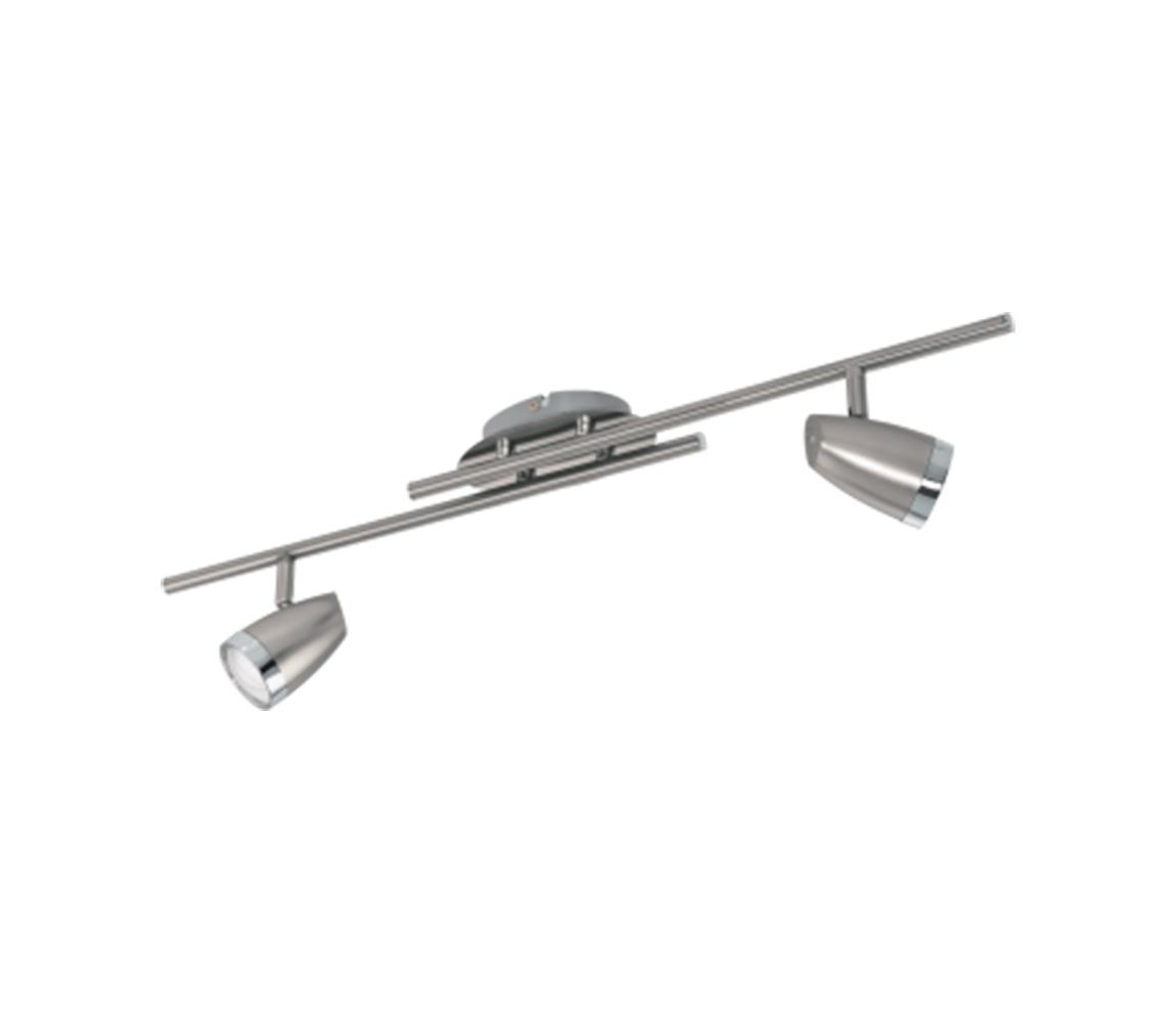 Eglo 97816 - LED Bodové svítidlo GALBATO 2xLED/5W/230V EG97816