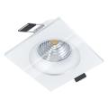 Eglo 98242 - LED Koupelnové podhledové svítidlo SALABATE LED/6W/230V IP44