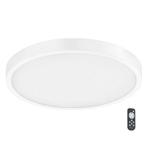 Eglo 98292 - LED Stmívatelné stropní svítidlo FUEVA-A LED/14W/230V + dálkové ovládání