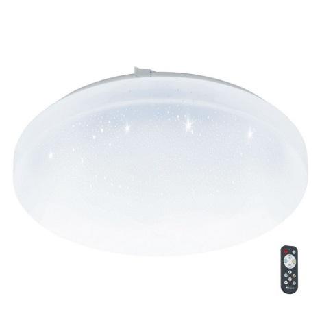 Eglo 98294 - LED Stmívatelné koupelnové stropní svítidlo FRANIA-A LED/12W/230V IP44 + DO