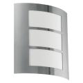 Eglo Blooma - Venkovní nástěnné svítidlo SANREMO 1xE27/60W/230V IP44