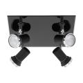 Eglo - LED Koupelnové bodové svítidlo 4xGU10/3,3W/230V IP44