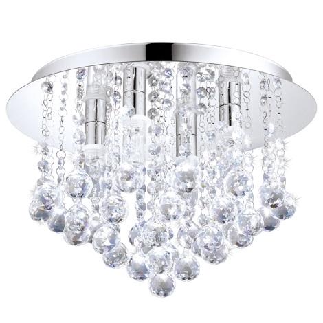 Eglo - LED koupelnové svítidlo 4xLED/2,5W/230V IP44