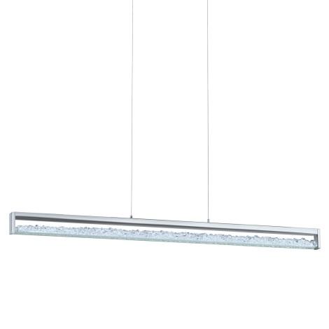 EGLO - LED Lustr na lanku 6xLED/6W/230V