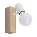 Eglo - Nástěnné svítidlo 1xE27/10W/230V