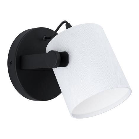Eglo - Nástěnné svítidlo 1xE27/28W/230V