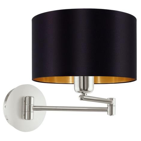 Eglo - Nástěnné svítidlo 1xE27/60W/230V