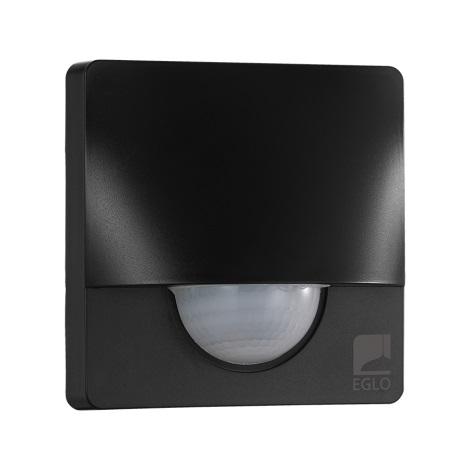 Eglo - Venkovní senzor pohybu 1m černá IP44