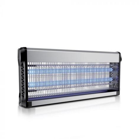 Elektrický lapač hmyzu 2x20W/230V 150m2