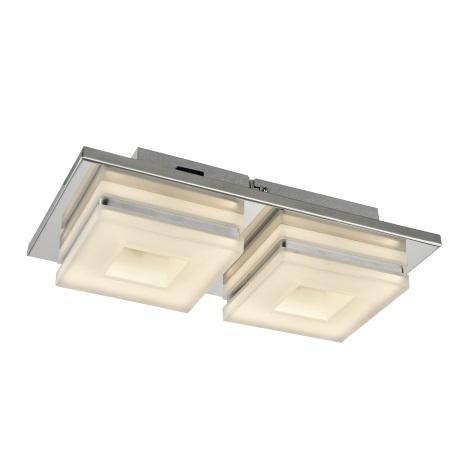 Esto 740044-2 - LED stropní svítidlo DOMINO 2xLED/5W/230V