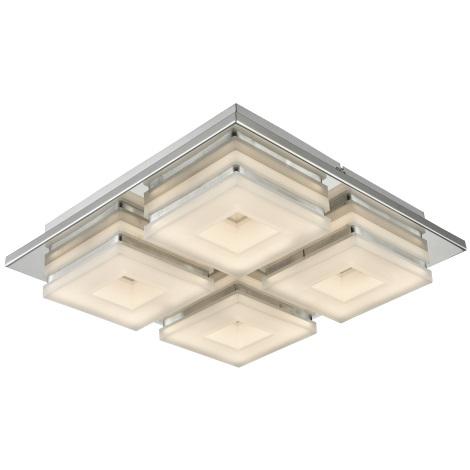 Esto 740044-4 - LED stropní svítidlo DOMINO 4xLED/5W/230V