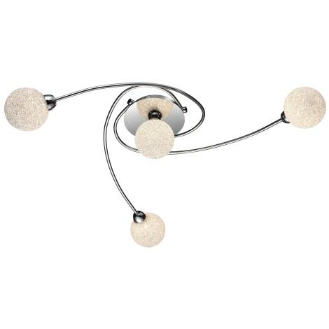 Esto 742010-4 - LED stropní svítidlo CAROLINA 4xG9/2,5W/230V