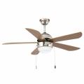 FARO 33319 - Stropní ventilátor VENETO 1xE27/40W/230V
