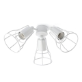FARO 33716 - Svítidlo pro ventilátor YAKARTA 3xE27/15W/230V bílá