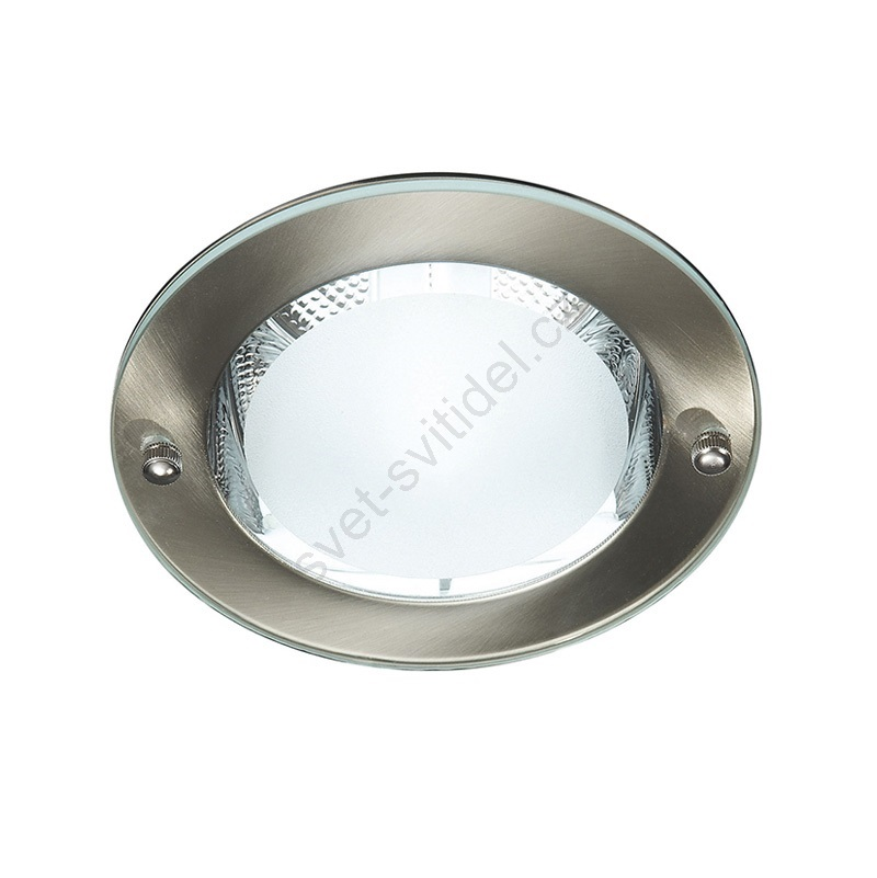 Downlight kulatý 1xE27/9W