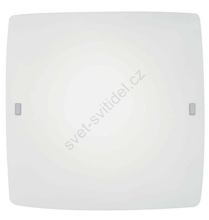 EGLO 83244 - Wanddeckenleuchte BORGO 1xE27/60W weiß