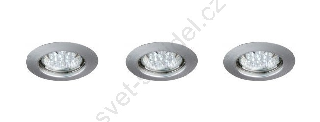 Downlight SPARK 3x1,5W set 3 kusy