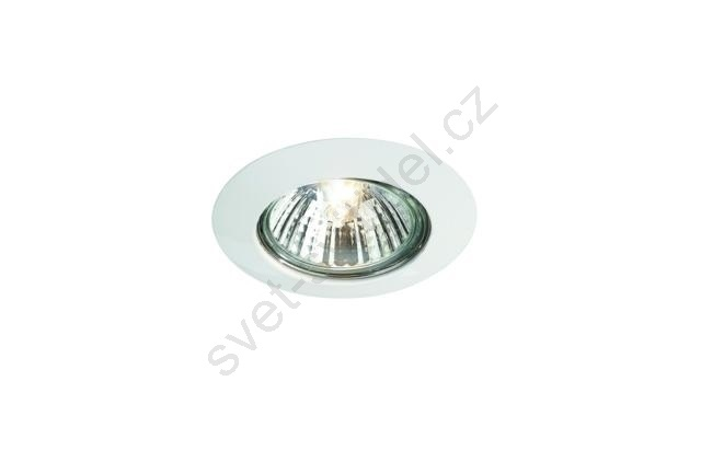 MASSIVE 59390/31/10 - Downlight ALPHA 1xGU10/50W bílá