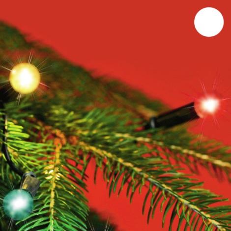 FK technics 5000139 - Vánoční řetěz vnitřní 18m 60xžárovka/230V
