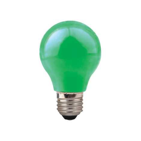 GFC-A dekorační žárovka E27/11W/230V zelená
