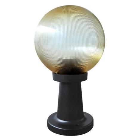 GL02SBR Venkovní svítidlo APULIA 1xE27/9W