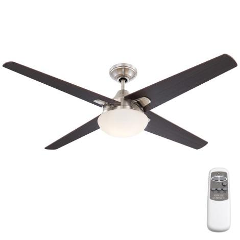 GLOBO 0304 - Stropní ventilátor ZORAN 2xE27/40W/230V