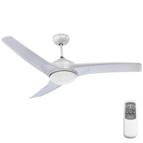 GLOBO 0305 - Stropní ventilátor PRIMO 2xE14/40W/230V