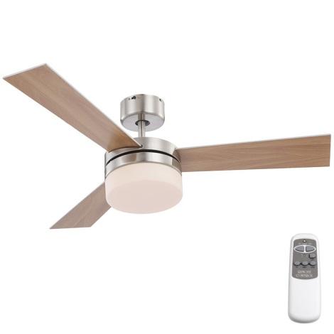 GLOBO 0333 - Stropní ventilátor ALANA 2xE14/40W/230V