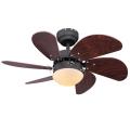 Globo 03800 - Stropní ventilátor RIVALDO 1xE14/60W/230V