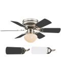 Globo 03803 - Stropní ventilátor UGO 1xE27/60W/230V