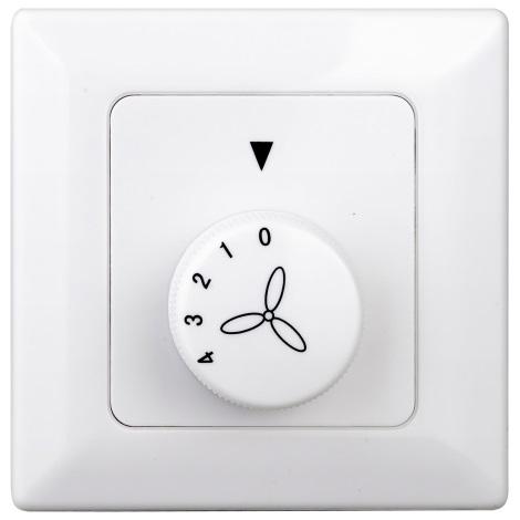 GLOBO 0391 - Přepínač pro ventilátory