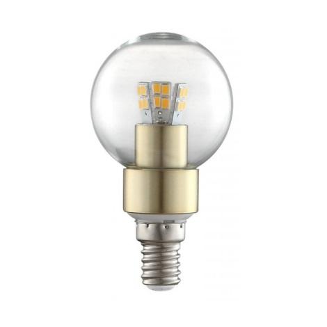 Globo 10776 - LED žárovka  E14/4W/230V